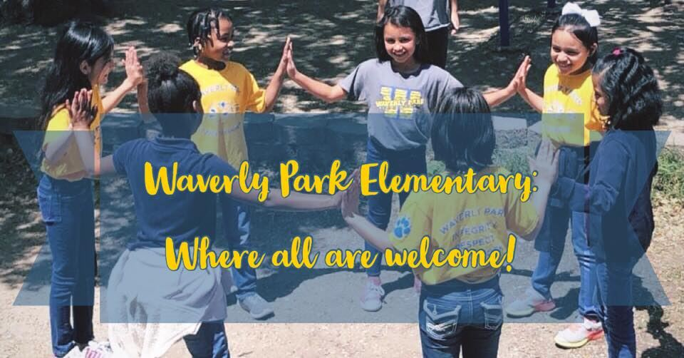 Waverly Park Elementary School / Homepage