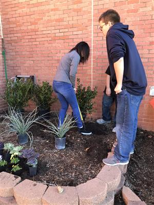 2019 JCC Campus Beautification Project
