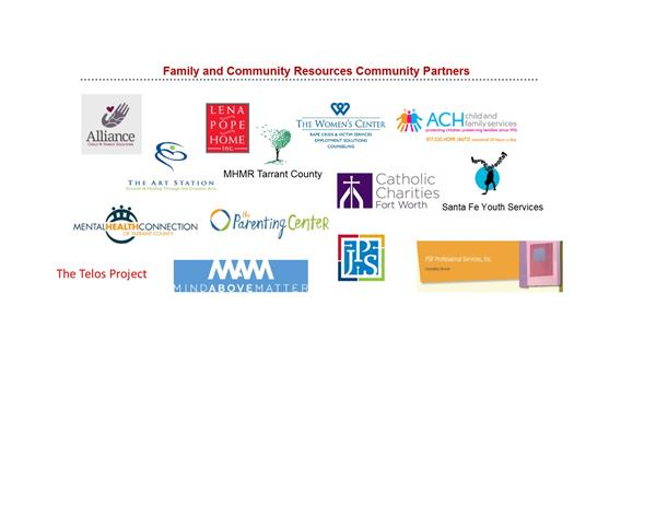 Family and Community Resources Community Partners