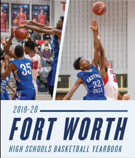 FWISD Basketball Year Book