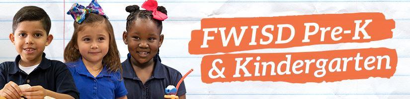 Fwisd 2021-22 Calendar Early Learning / Pre K and Kindergarten