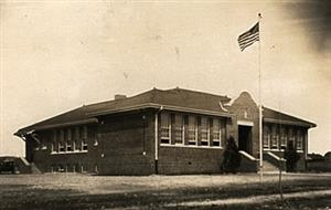 Original Carlson School Building