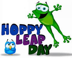 Let's Celebrate Leap Day!