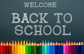 Welcome back Returning Students!