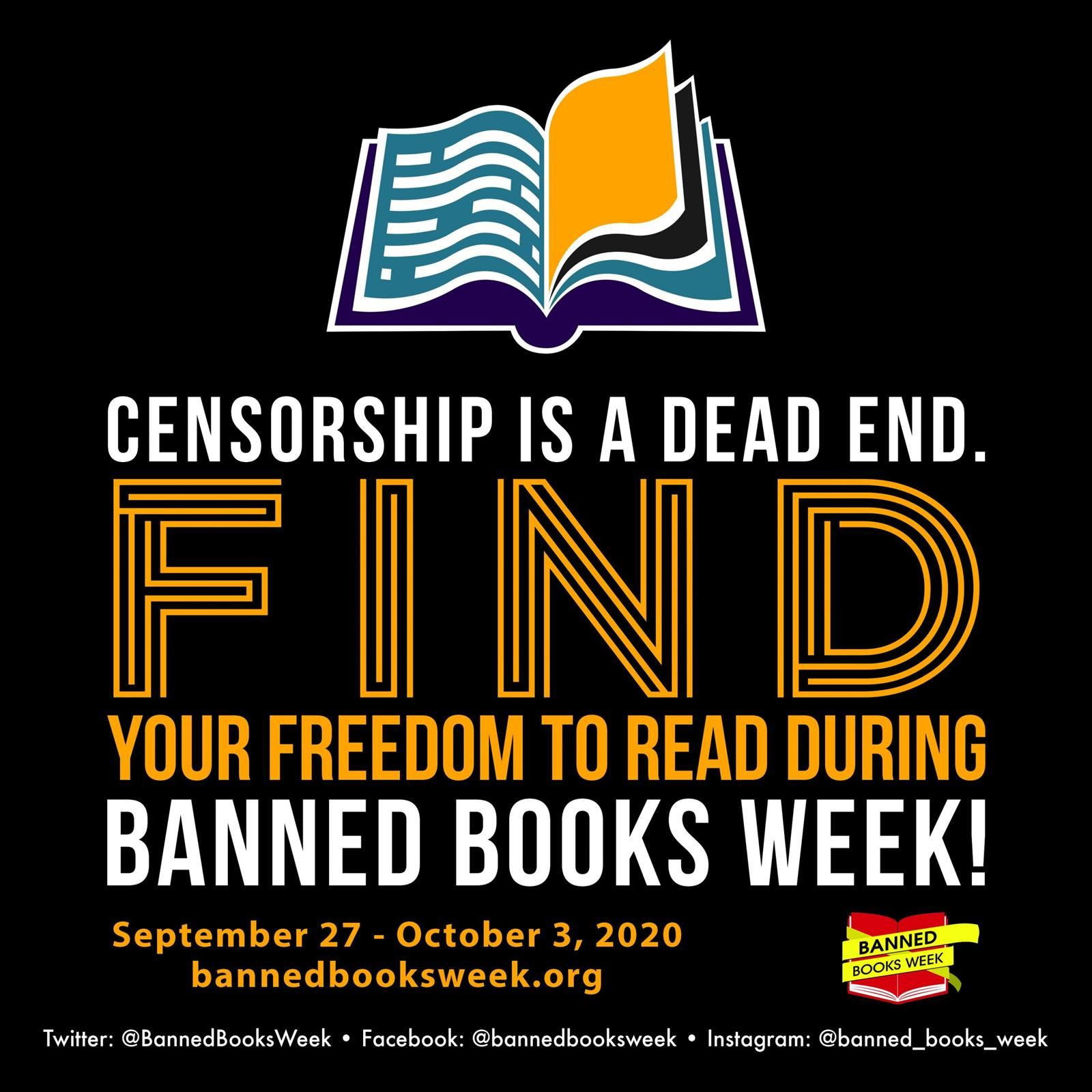 Happy Banned Book Week!