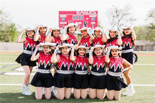 DHJ Drill Team Auditions are April 28th!