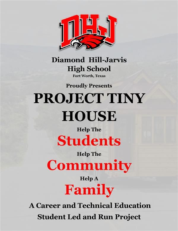 DHJ Project Tiny House