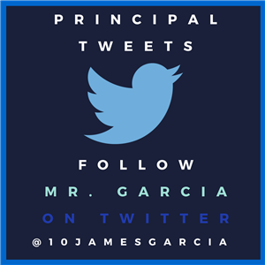 Follow Mr. Garcia on Twitter