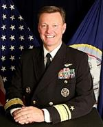 Commander Naval Education and Training Command - Rear Admiral Kyle J. Cozad