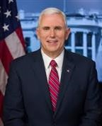 Vice President of the United States - The Honorable Mike Pence