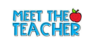 Meet the Teacher August 16th and First Day of School August 19
