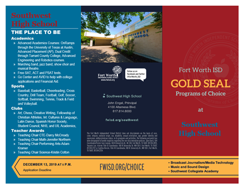 SWH Gold Seal