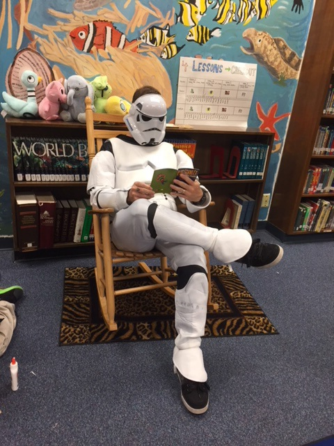 May the 4th Be With You Reading Event