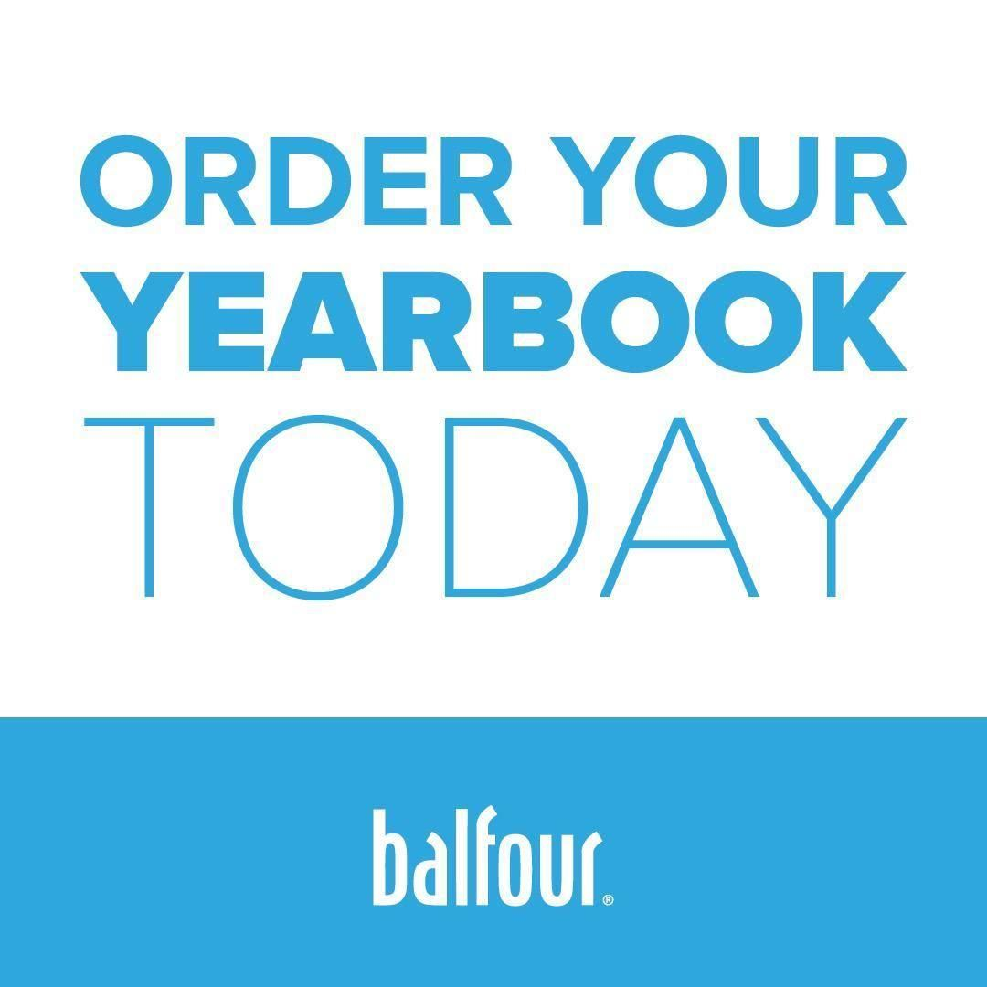 It's Yearbook Time!
