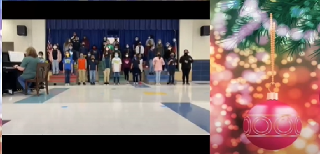 Our Waverly Park Choir participated in our Virtual Western Hill Pyramid Concert