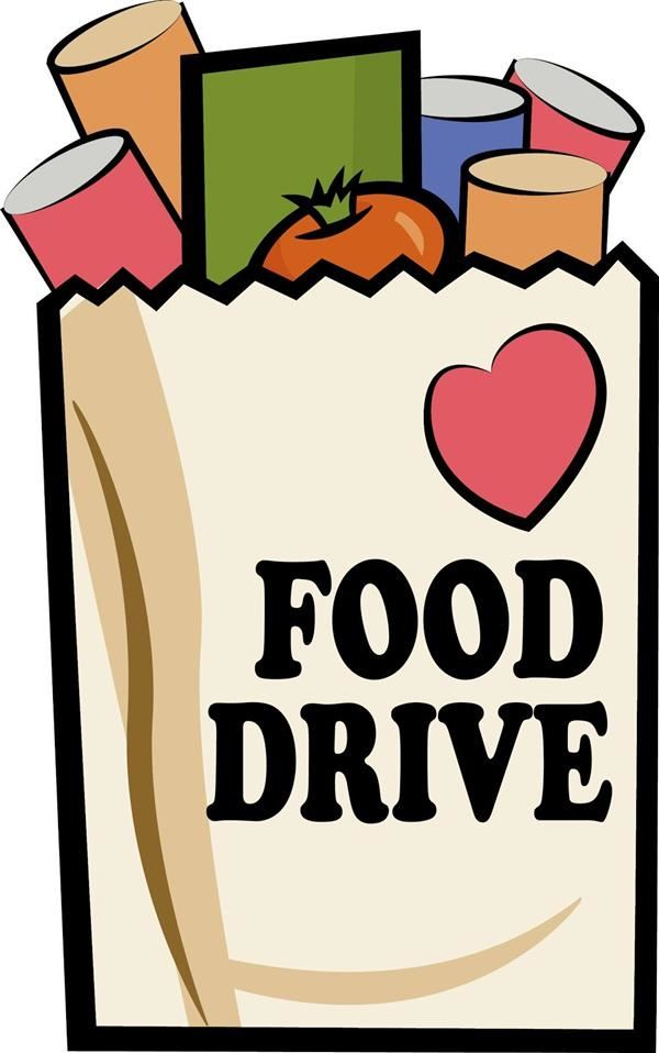 The Honor Choir's canned food drive begins on Monday, November 11th.