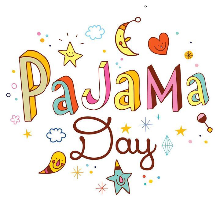 Pajama Reading Day~December 21, 2018