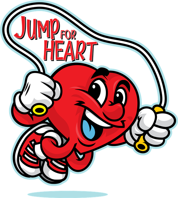 Jump Rope for Heart Kickoff~January 18, @ 2019