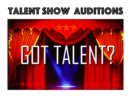 West Handley Talent Show Auditions January 23, 2019