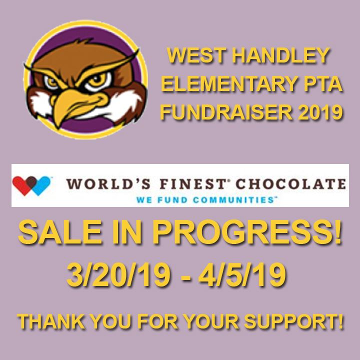World's Finest Chocolate  03/20/19-04/05/19