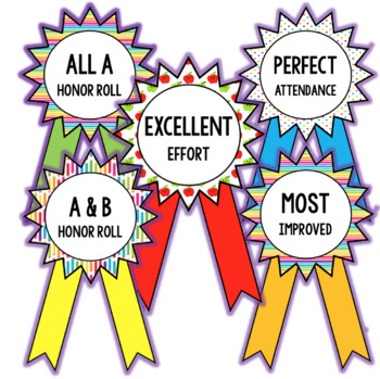 Congratulations to our 2nd Six Weeks  A/B Honor Roll and Perfect Attendance Prize Winners!