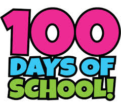 100 Days of School on Wednesday, March 3
