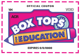 First Submission for Boxtops