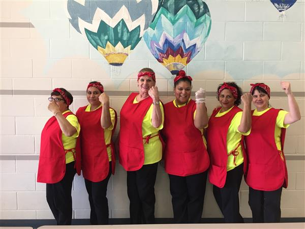 Celebrate our Cafeteria Workers!
