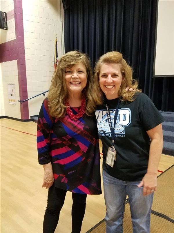 Visiting Author: Susan Stevens Crummel