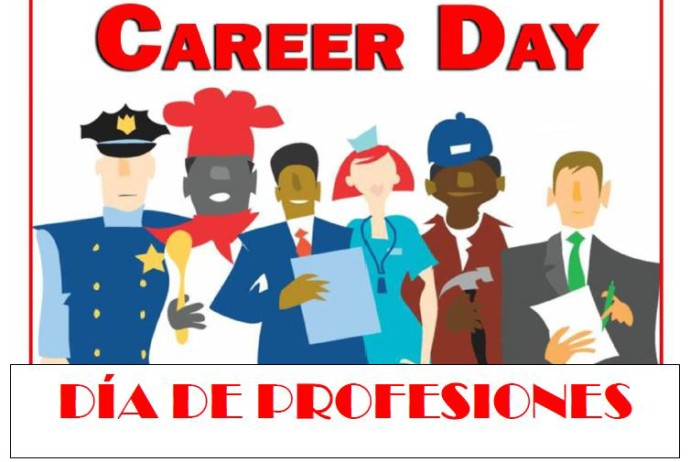 Career Day May 23, 2019