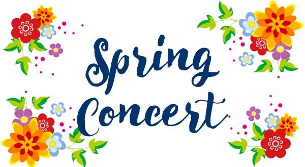 K-2nd Spring Concert May 2, 2019 @ 6pm