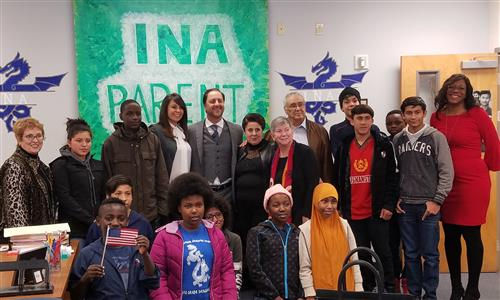 INA Family Center grand opening