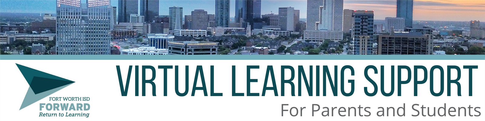 return to learning logo