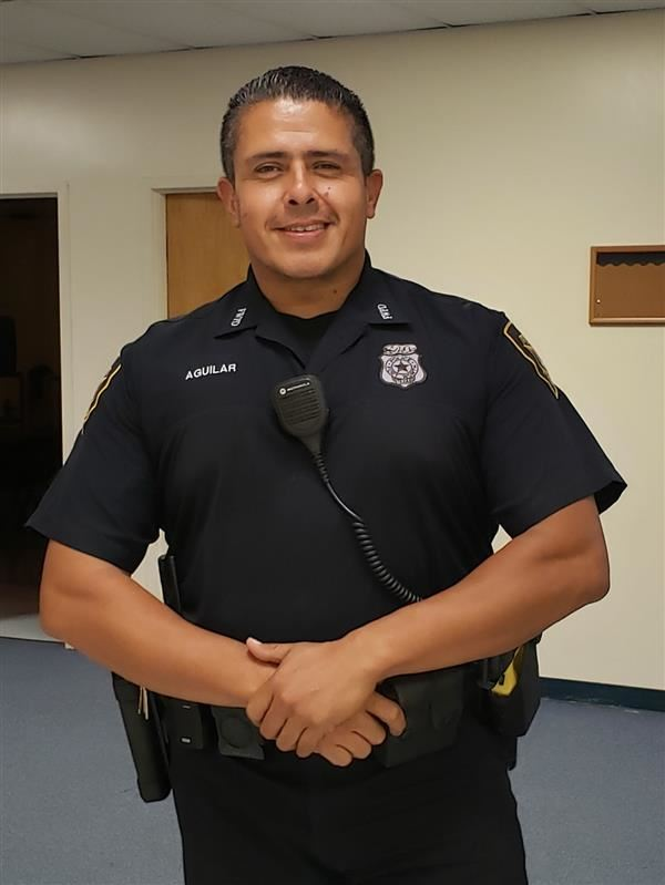 Officer Aguilar Presentation