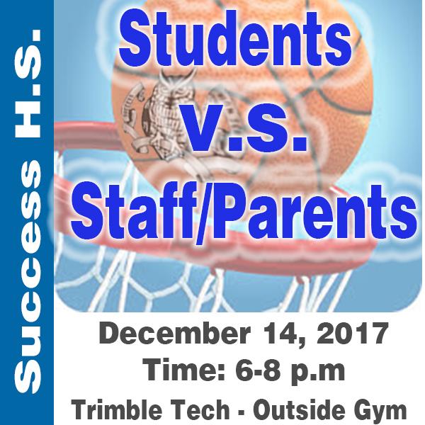 Success High School / SHS -Homepage