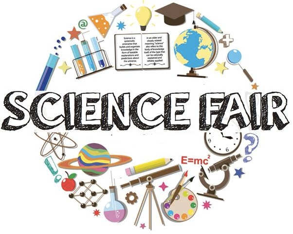 Science Fair Projects Due 4/17