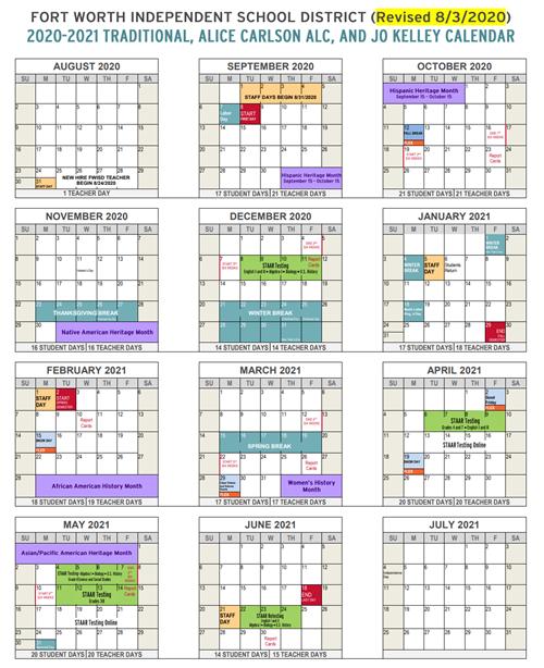 Utsa Spring 2022 Calendar.Calendar 2021 Fwisd 2021 22 Calendar