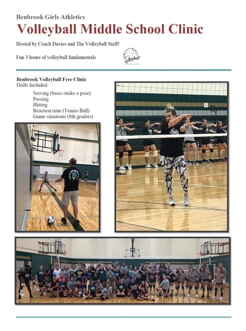 Benbrook VB Clinic