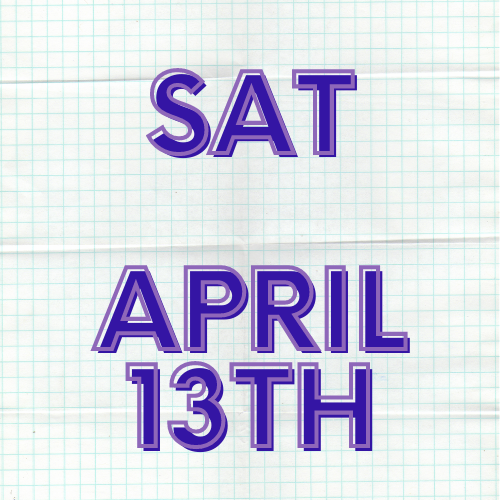 VIRTUAL STUDENTS: Sign up for the in-person SAT