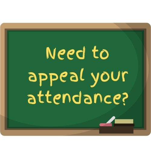 Attendance Appeal Forms