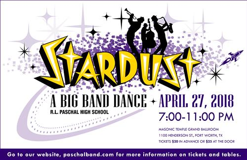 Stardust Big Band Dance