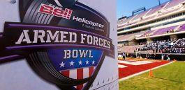 FWISD Students Perform at Armed Forces Bowl Luncheon