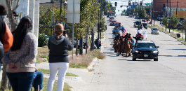 Polytechnic HS Homecoming Events Culminate with Parade