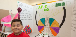 Winning FWISD Invention Convention On Display This Weekend
