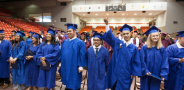 FWISD Confers More Than 100 Diplomas At Summer Graduation Ceremony