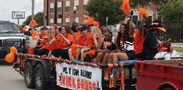 Poly Wraps Up Homecoming Festivities with Parade This Saturday