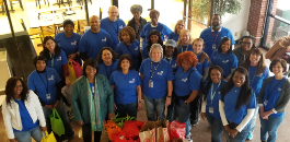 FWISD Gives Back