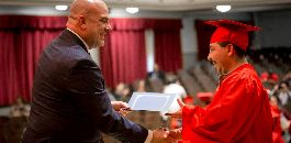 More Than 100 Graduate From FWISD's Parent University