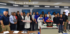 Inside FWISD -- April 25, 2019