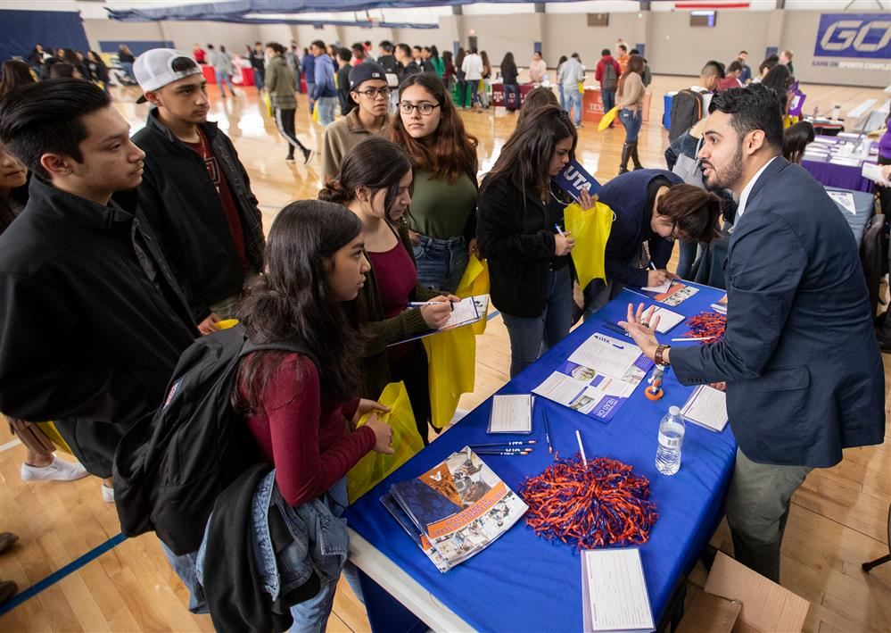 National Hispanic College Fair Set for February 14